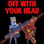 off with your head