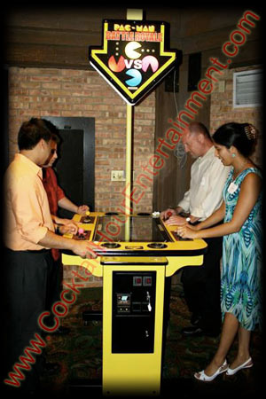 pacman party rental
