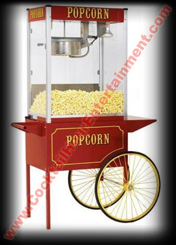 Bar Mitzvah Popcorn Machines